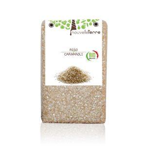 Riso carnaroli biologico - Organic Carnaroli Rice