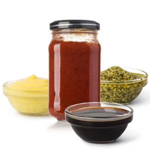 Sauces bio gourmand