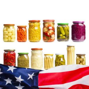 Canned Vegetables USA