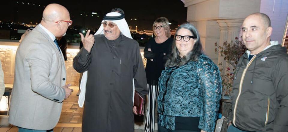 BuonoNaturale in missione a Doha