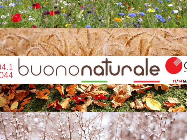 Buononaturale al Cibus 2020 - 11/14 May 2020 Parma