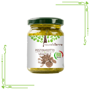 Pesto: origin and beneficial effects