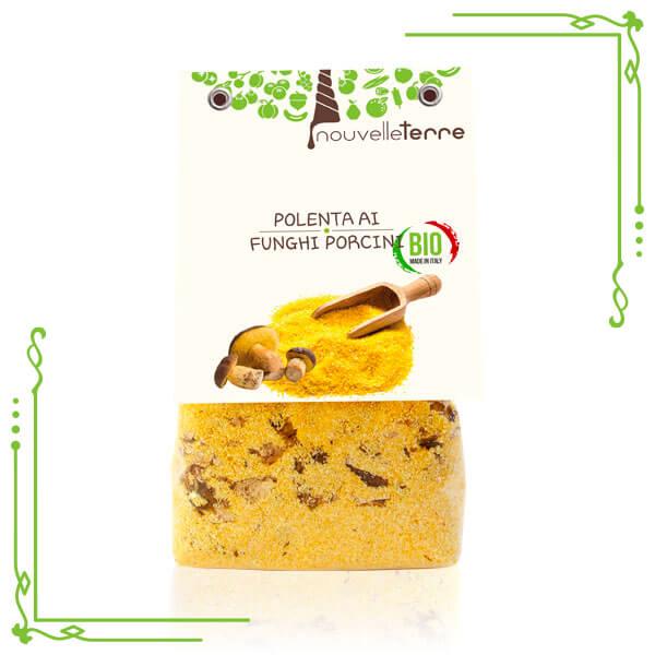 La polenta: una prelibatezza salutare
