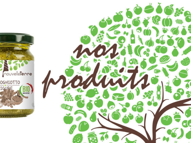 Our products, pestoghiotto ligure