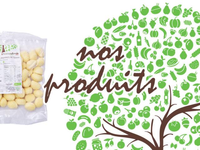 Nos produits, boulettes de pommes de terre