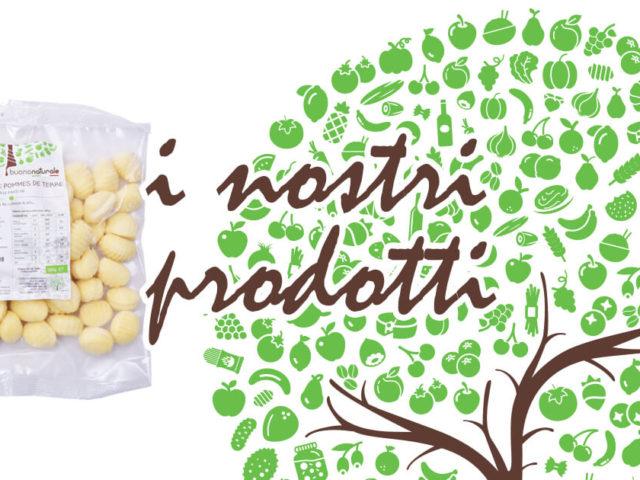 I nostri prodotti, gnocchi di patate