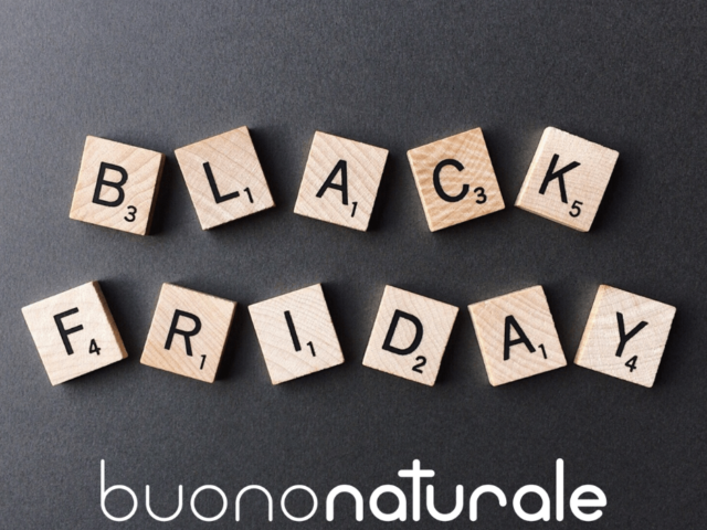 Black Friday Buononaturale